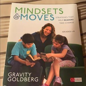Mindsets and moves gravity Goldberg book